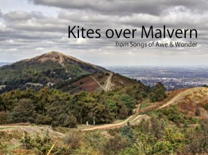 Kites over Malvern