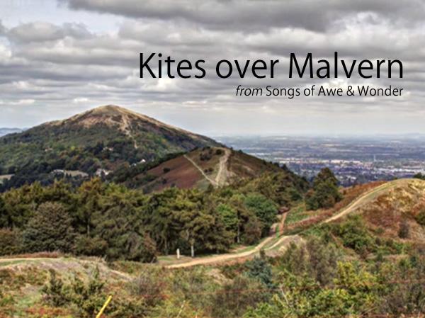 Kites over Malvern