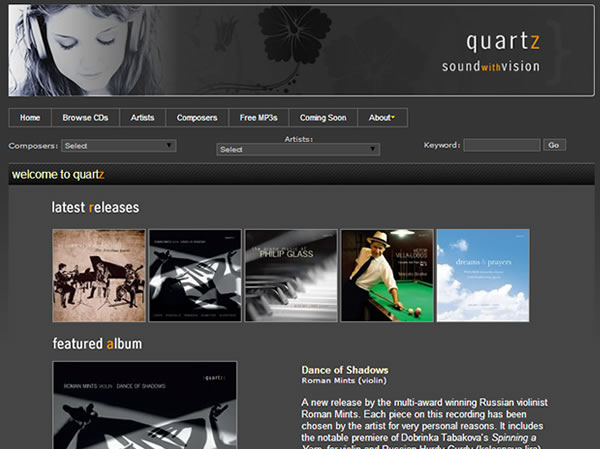 quartzmusic.com